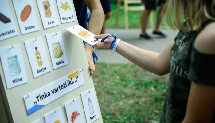 Food waste-themed infotainment at summer events in Bulgaria and LithuaniaFood waste-themed infotainment at summer events in Bulgaria and Lithuania