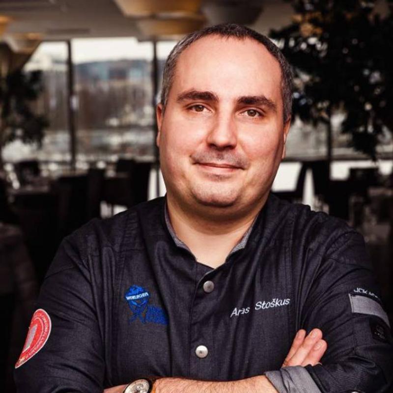 Arūnas Stoškus