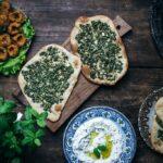 Turkiškos picos (LAHMACUN)